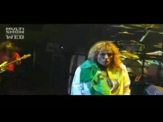 Whitesnake live - show completo monster of rock 2013