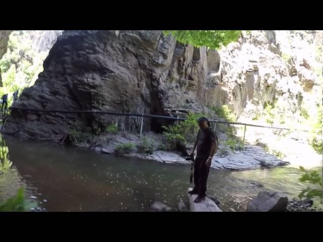 Ayak İzi Dağcılık Sadağı Kanyonu Parkuru 05 06 2016