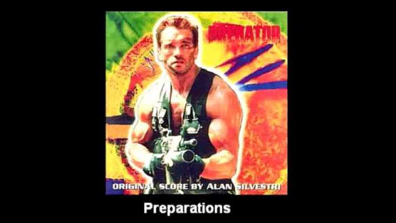 Predator Soundtrack Preparations