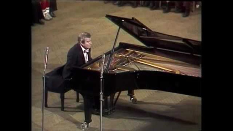 Emil Gilels Live in Moscow 3 Beethoven Prokofiev Rachmaninov Scriabin Bach Siloti 1977