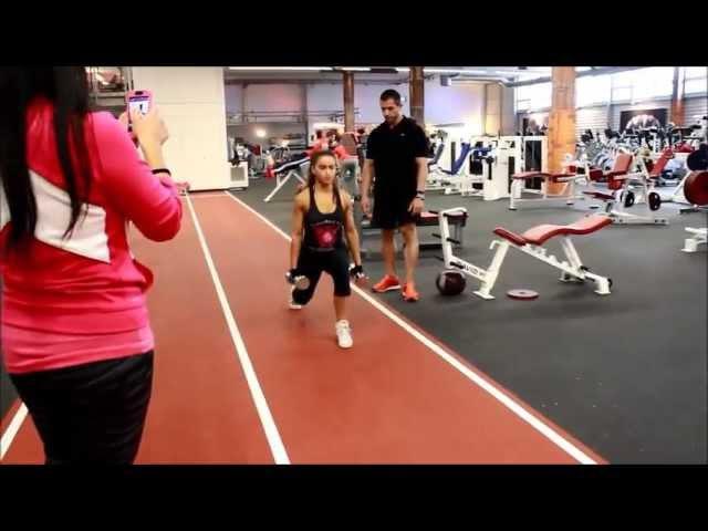 Valeria Ammirato Training