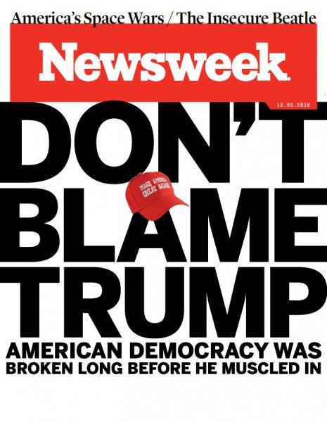Newsweek Europe - 13 May 2016