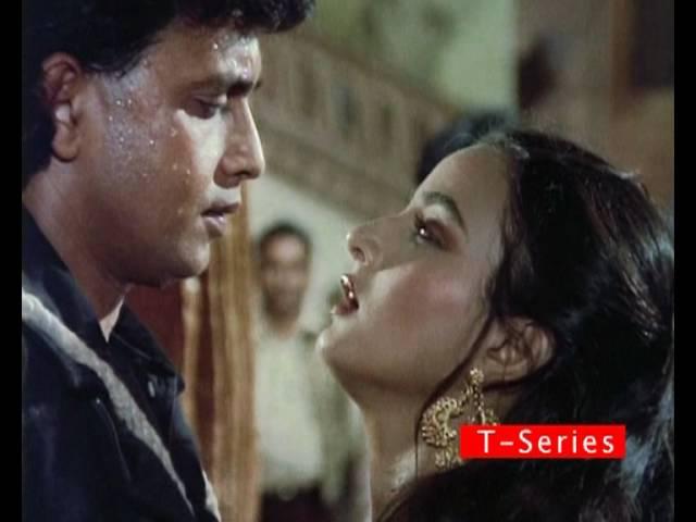 Honthon Pe Naam Pyar Ka [Full Song] | Meri Zabaan | Mithun Chakraborty
