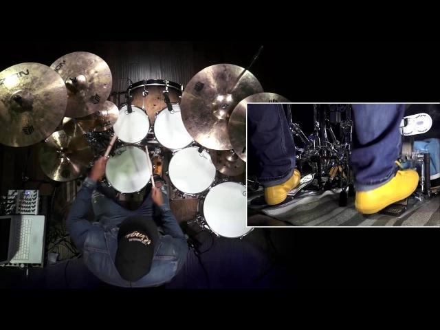 Drum Lesson (Drumeo) - Эрик Мур - Итак, вы хотите играть быстро?. BKR