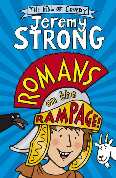 Jeremy Strong - Romans on the Rampage