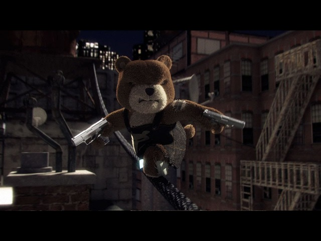 CGI Animated Short Film HD The Mega Plush Episode I by Matt Burniston | CGMeetup