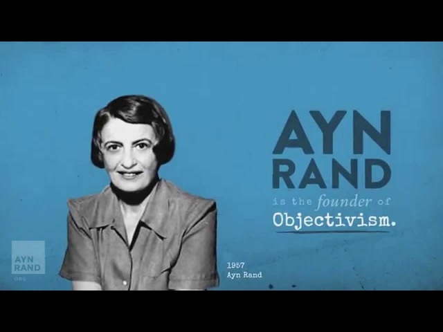 Ayn Rand Her Philosophy in Two Minutes