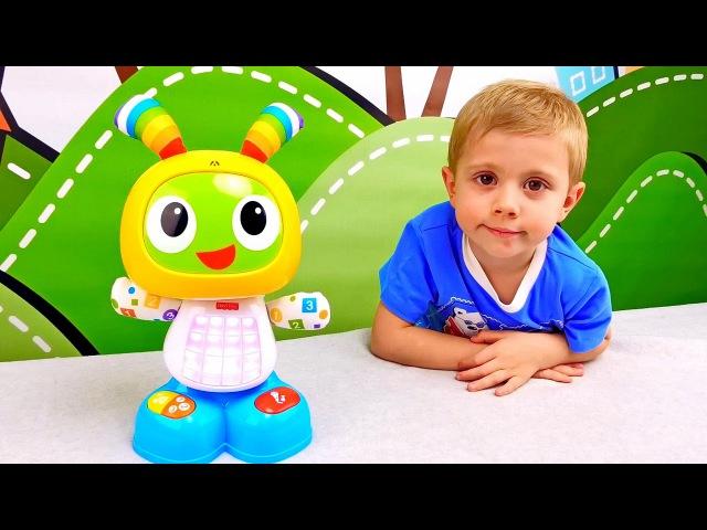 Интерактивная игрушка БитБо BeatBo и Даник - Видеообзор игрушек для детей