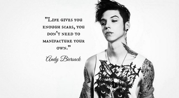 andy biersack quotes - HD1280×910