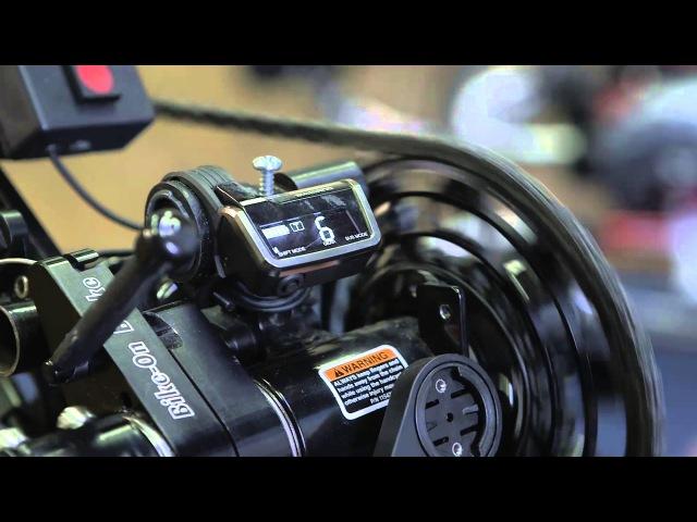 James DuBose / JR Medical ProShift Automatic Shifting Electronic Handcycle Bike