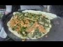London Street Food. Turkish Gozleme Wrap Tasted Near Hatton Garden