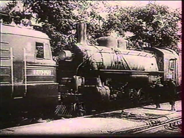 Передача о паровозах и железных дорогах СССР телеканал звезда
