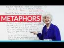 Using metaphors to speak English more fluently