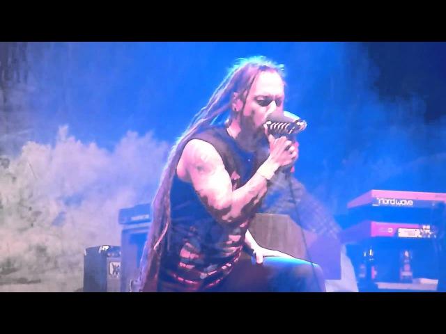 Amorphis Elegy LIVE with Tomi Pasi