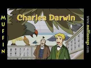 Kids' English | Muffin Stories - Charles Darwin
