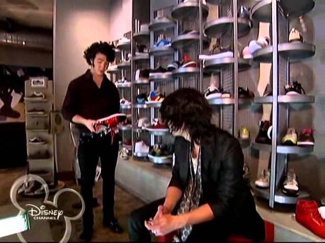 Jonas Brothers Поверь в мечту Сезон 1 Серия 1