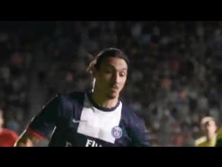 Nike Football- Winner Stays (Клёвая реклама Найк со звёздами футбола)