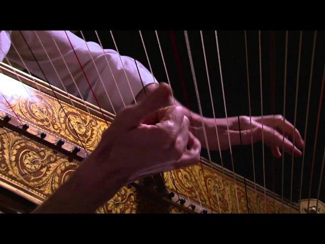 Sylvius Leopold Weiss Tombeau sur la mort de M de Logy Sylvain Blassel harp