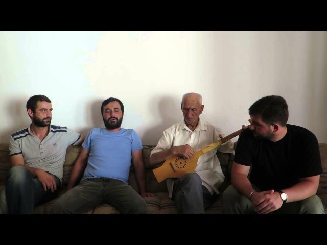 Ensemble Odoia (with Polikarpe Khubulava)- Asho Chela (აშო ჩელა)