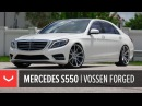 Mercedes-Benz S550 (W222)   Classic Combo   Vossen Forged VPS-301