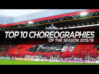 Top 10 Choreographies of the Season 2015/2016 | Part 1
