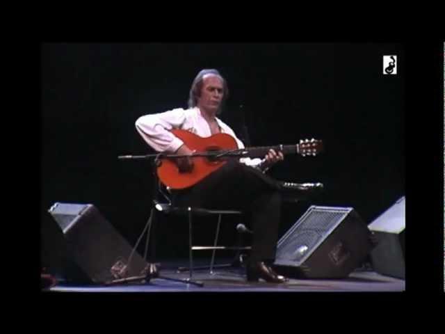 Paco de Lucia Gitanos Andaluces Buleria Live in Sevilla