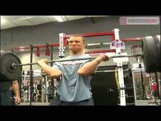 Насколько тяжела твоя тренировка