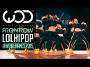 LOLHIPOP 2ND PLACE YOUTH DIVISION FRONTROW World of Dance France Qualifier 2015 WODFrance