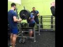 Andrey Malanichev 300kg/660lbs x 5 Squat Deload