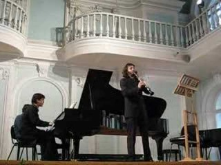 Yuriy Mansurov & Vadym Kholodenko - С.Танеев Канцона