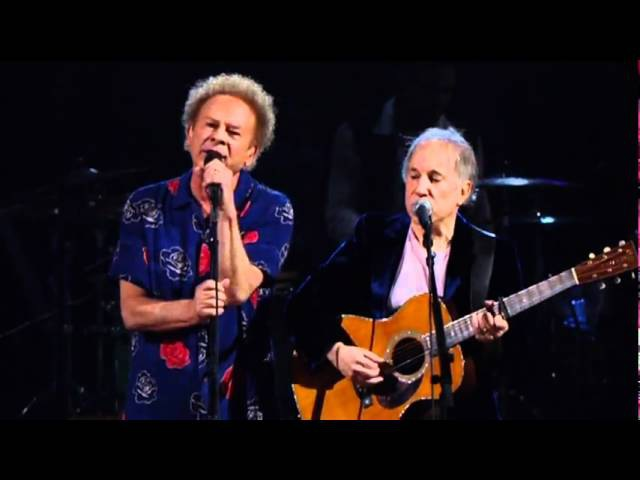The Sounds Of Silence (Live) by Simon Garfunkel