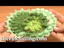 Free Patterns of Freeform Scrumbles Crochet Tutorial 3 Part 2 of 2 Freeform Designs
