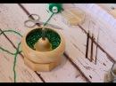 Potinho Giratório para Canutilhos Miçangas