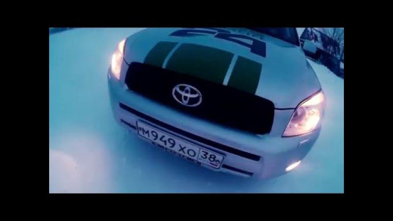 Мини тест драйв Toyota Rav 4 От Братского автоманьяка