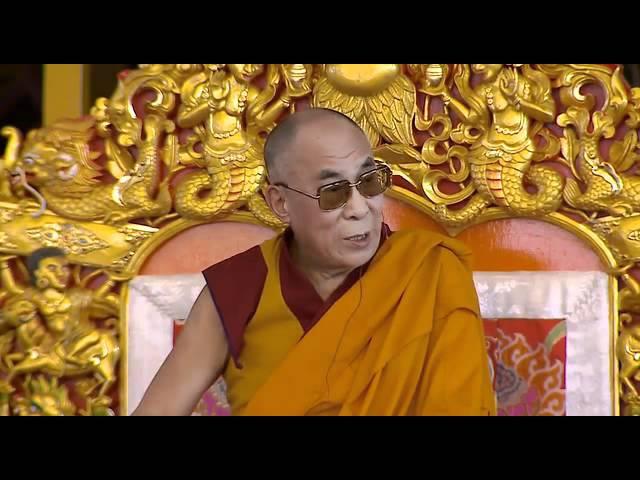 Далай-лама. Калачакра в Бодхгае - 2012.