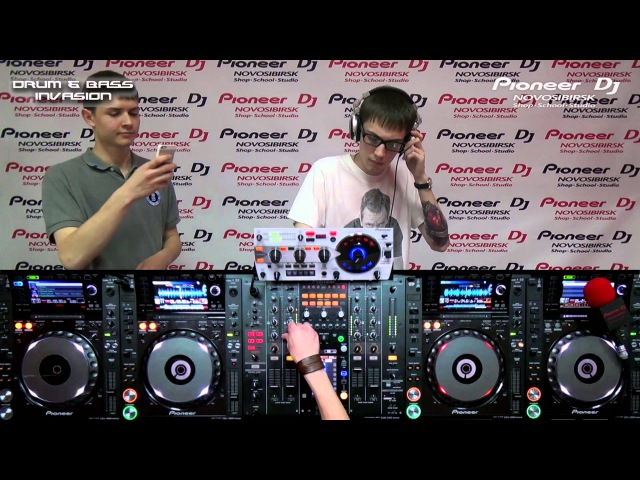 Drum and Bass Invasion Part 5 by Biocorpses (Nsk) @ Pioneer DJ Novosibirsk