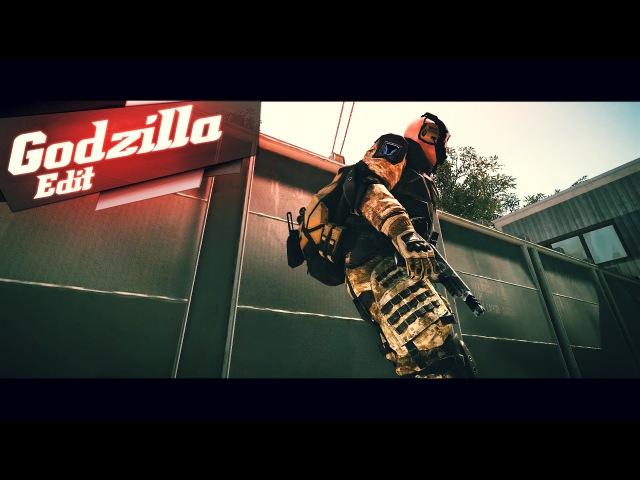 Warface Godzilla Edit DeMist