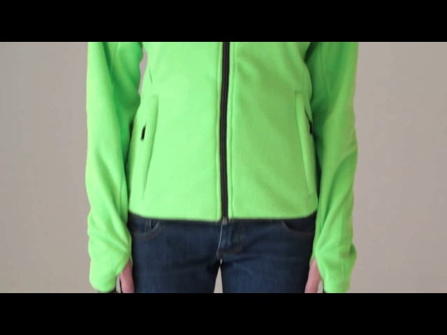 ВЕНИРА Куртка флисовая женская Elevate Brossard 39483