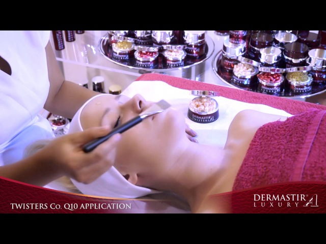 GT006TV Dermastir Twisters Co Q10 Treatment