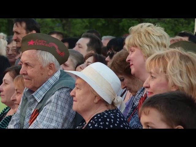 полное выступление Валентины Легкоступовой в Ивантеевке 9 мая 2016 года