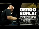 Gergo Borlai - Storytelling On The Drums FULL DRUM LESSON