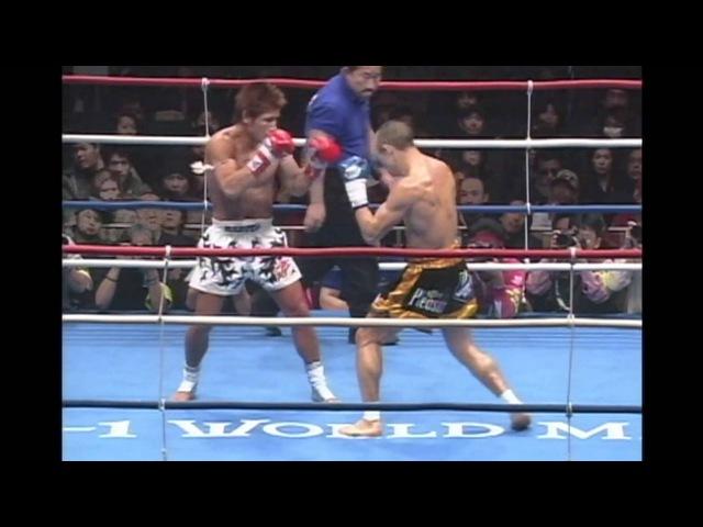 K-1 MAX - Masato vs. Kozo Takeda