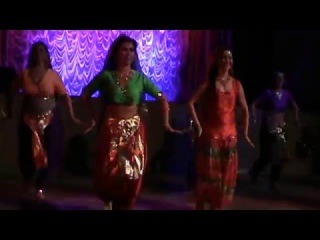 """""""Солнечная индия"""" гр Исида ,восточные танцы."""