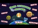 Планеты солнечной системы для детей Учим названия планет