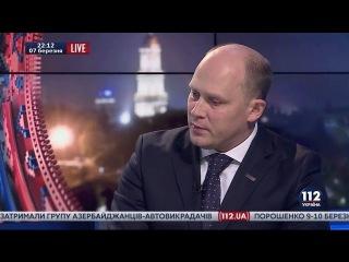 """Сергей Каплин, народный депутат Украины - гость """"112 Украина"""","""