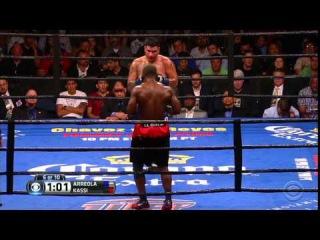 Chris Arreola vs Fred Kassi ()