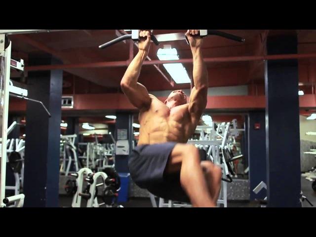 EasyFitness Денис Семенихин - Тренировка Пресса 3