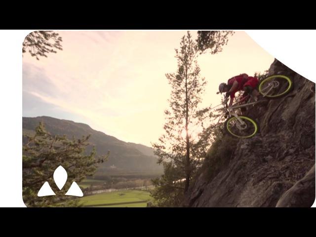 Vertriders Mountain Biking Extreme Steep Full HD I VAUDE