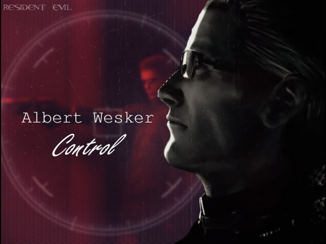 RE Tribute Albert Wesker Control「GMV」