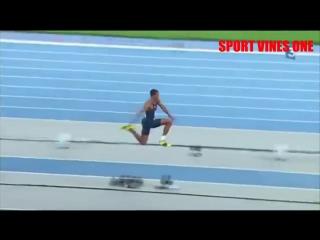 Christian taylor + will claye + phillips idowu = powerful triple jump